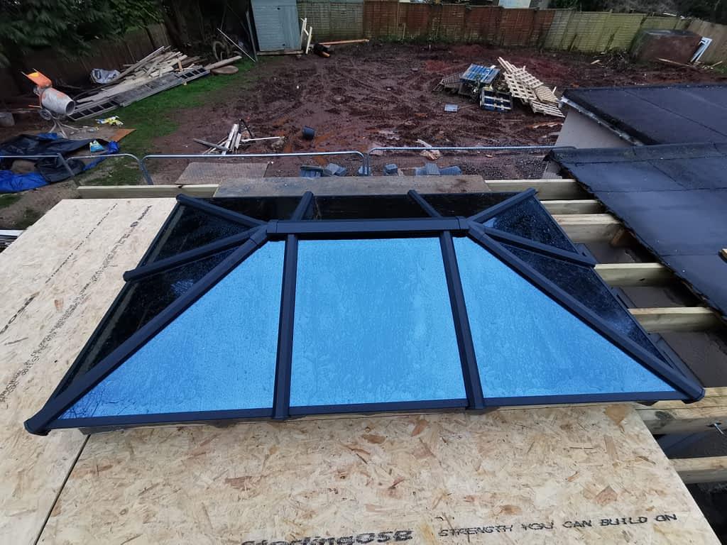 anthracite skylight